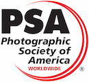 PSA Logo with registration mark